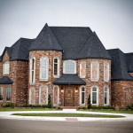 Lubbock Custom Home in Preston Manor by Brian Waller